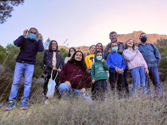 Movimiento de Santa María en Murcia
